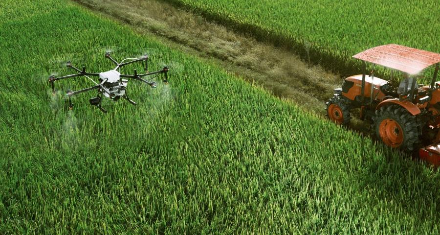 เทคโนโลยีเกี่ยวกับการเกษตร