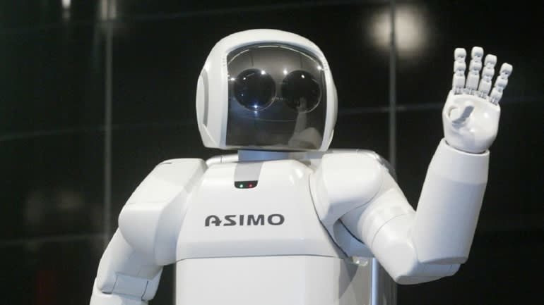 หุ่นยนต์อัจฉริยะ Asimo (อาซิโม่)