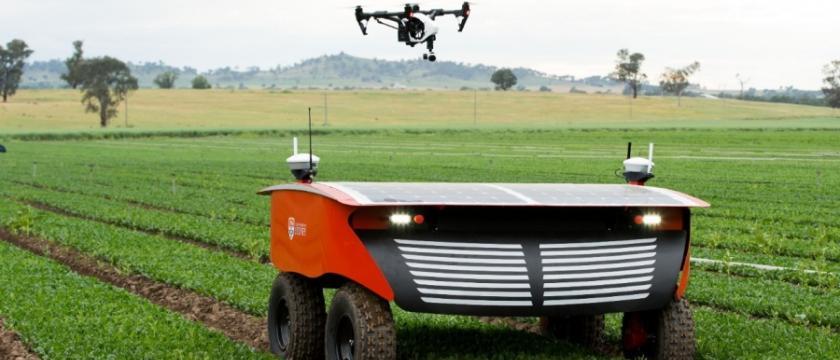 เทคโนโลยีทางการเกษตร