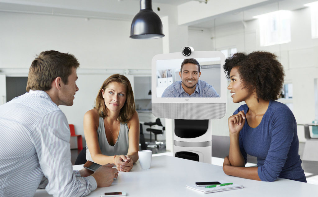 Collaborative Telepresence