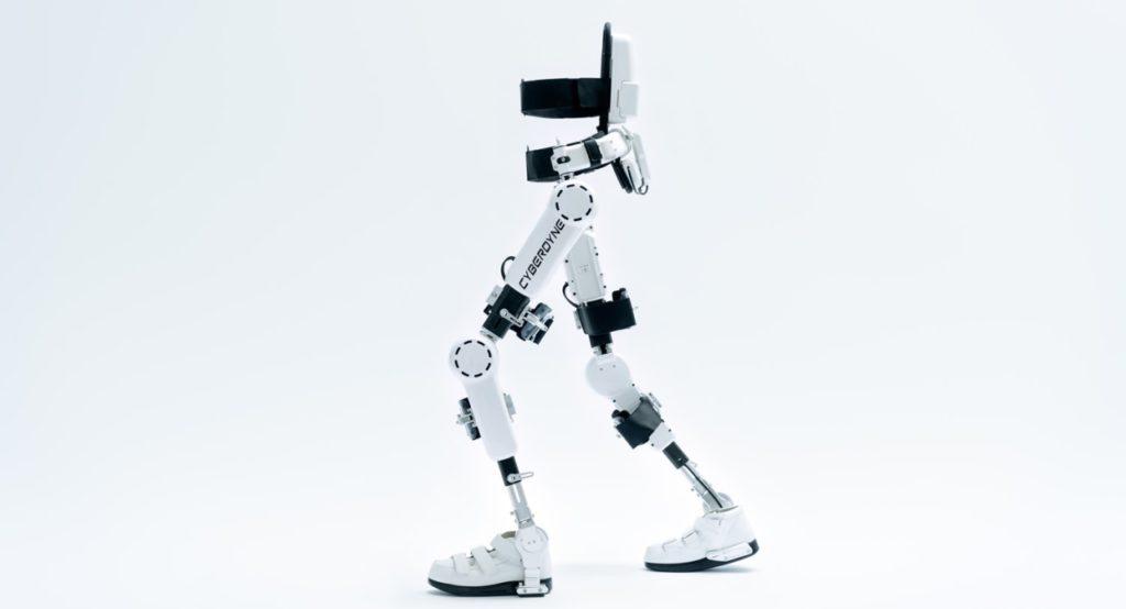 Exoskeleton เทคโนโลยีใหม่