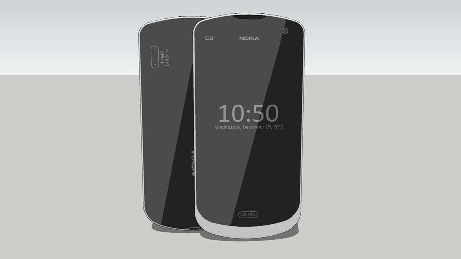 Nokia C8