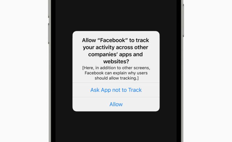 iPhone ปิดฟีเจอร์ โดยฝ่ายการตลาดหรือโฆษณามีข้อมูลไม่เพียงพอ