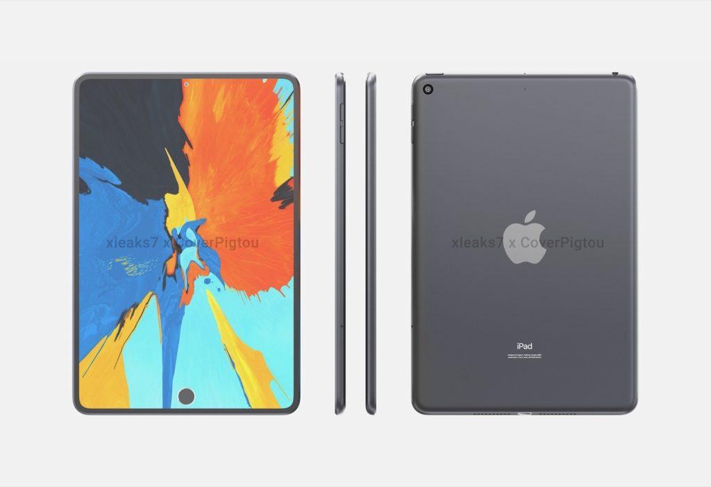iPad Mini ที่รอการเปิดตัวในงานเดียวกับ iPhone 13