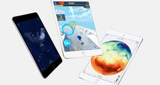iPad Mini ที่ออกแบบใหม่พร้อมชิพ A15 Bionic ตัวแรง